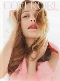 Drew Barrymore_Covergirl