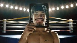 Manny Pacquiao HP Touchpad Commercial